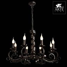Подвесная люстра Arte Lamp A8952LM-8BG Arena