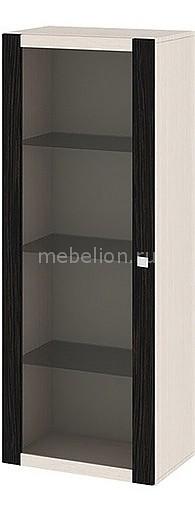 Шкаф-витрина Фиджи ШН(11)_32_18 дуб белфорт/венге цаво mebelion.ru 5990.000