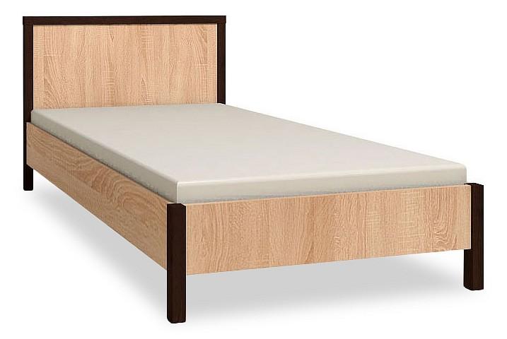 Кровать полутораспальная Баухаус-4