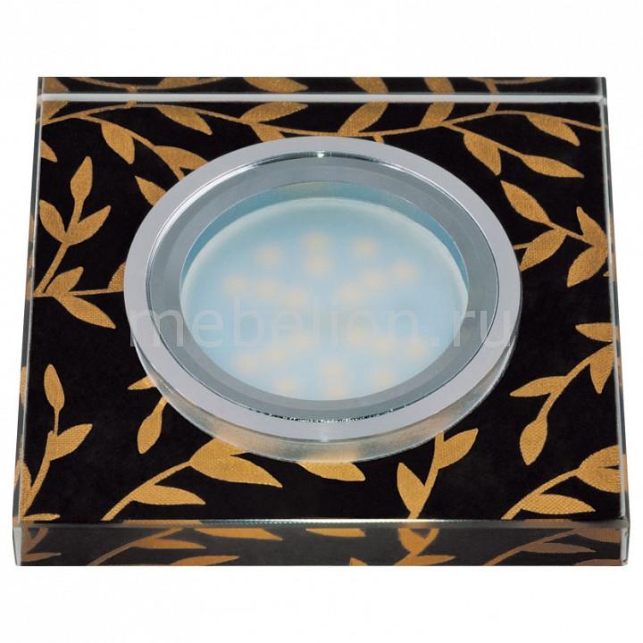 купить Встраиваемый светильник Uniel Peonia 10129 по цене 224 рублей