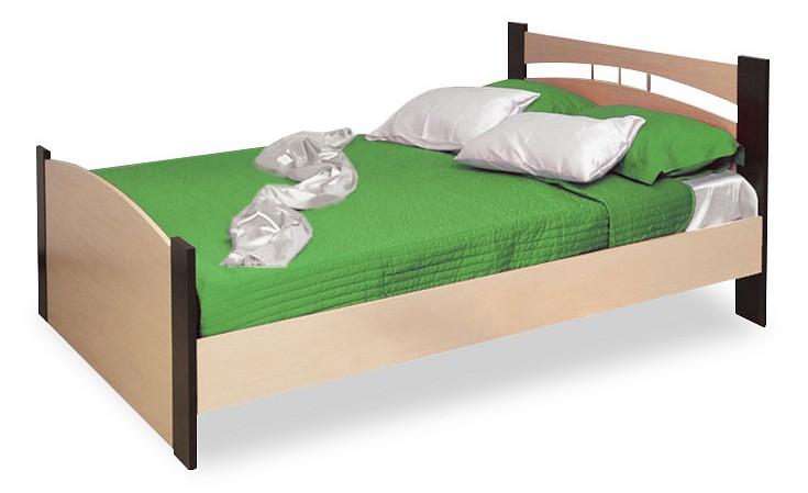 Кровать полутораспальная Олимп-мебель Олимп 1400