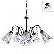 Подвесная люстра Arte Lamp A6273LM-5AB Fiorita
