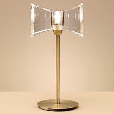 Настольная лампа Mantra 0874 Krom Cuero