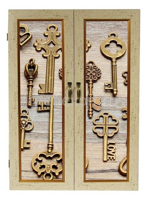 Ключница Акита (32х46 см) Ключи 311-27