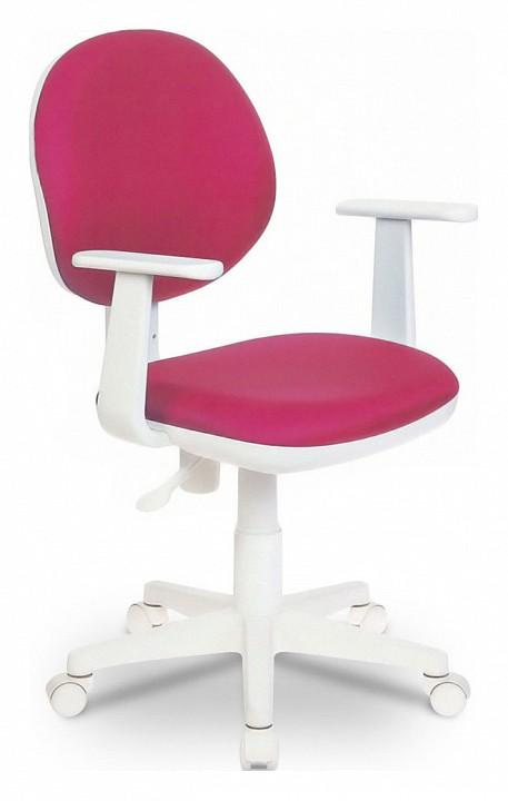 Кресло компьютерное Бюрократ CH-W356AXSN розовое