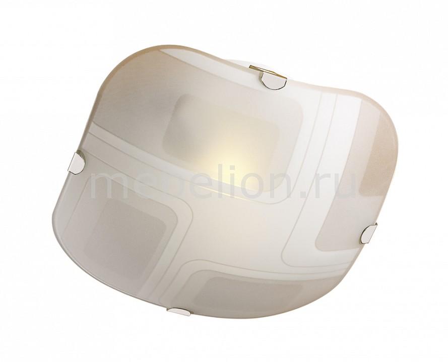 Накладной светильник Sonex Illusion 2141 настенно потолочный светильник коллекция illusion 2141 хром белый sonex сонекс