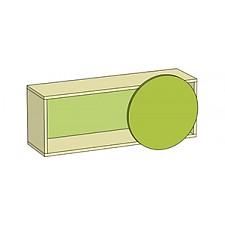 Полка навесная Фруттис 503.140 желтый/лайм