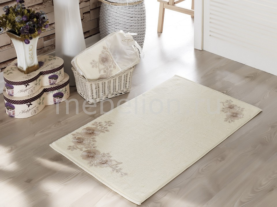 Коврик для ванной Karna (60x90 см) FLEUR