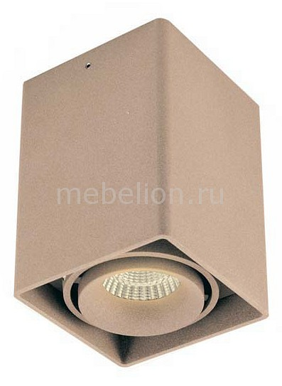 Накладной светильник Donolux DL18611/01WW-SQ Champagne светильник dl18611 01ww sq champagne donolux