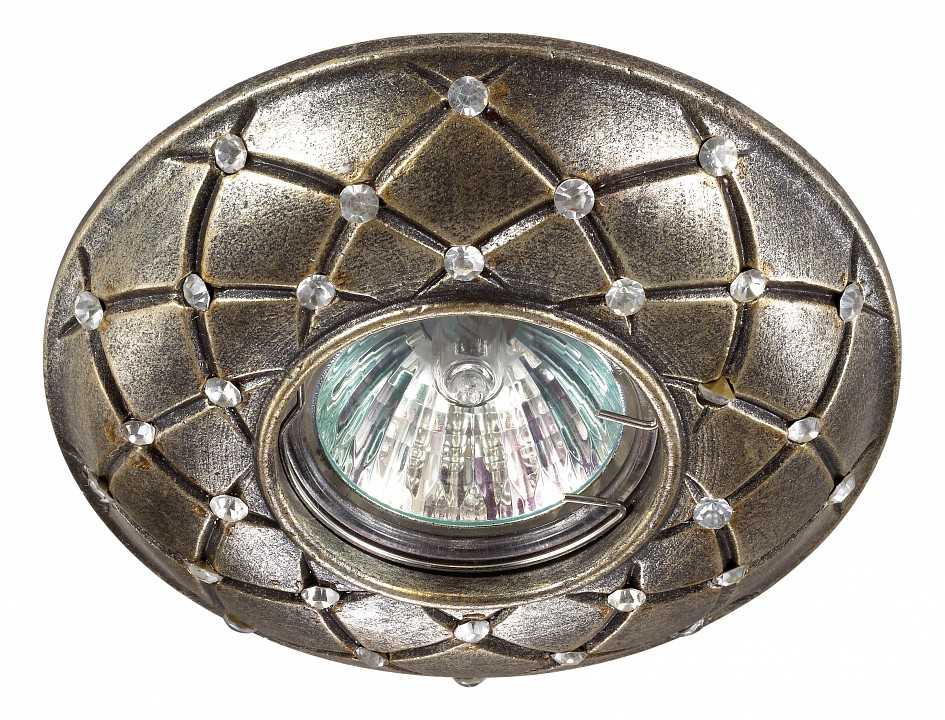 Встраиваемый светильник Novotech 370126 Pattern