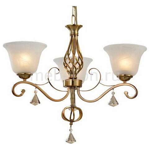 Купить Подвесная люстра Cono A8391LM-3PB, Arte Lamp, Италия