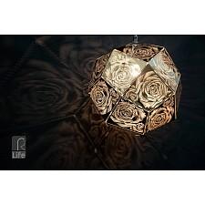 Подвесной светильник RegenBogen LIFE 643010201 Кассель