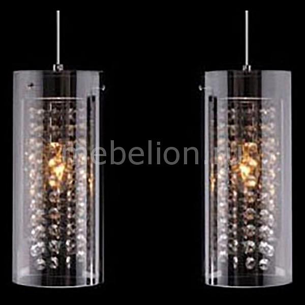 Купить Подвесной светильник 1636/2 хром, Eurosvet, Китай