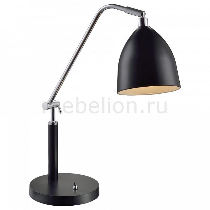 Настольная лампа офисная markslojd Fredrikshamn 105025 цена