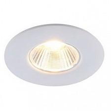 Встраиваемый светильник Arte Lamp A1425PL-1WH Uovo