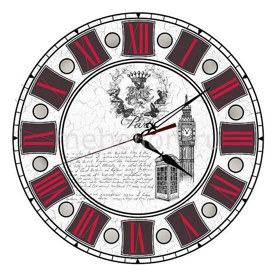 Настенные часы Акита (30 см) Лондон C46 akita