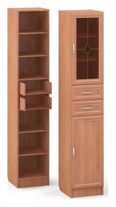 Шкаф-витрина Мебель Смоленск ШК-07 шкаф для белья мебель смоленск шк 09