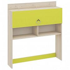 Надстройка для стола Аватар СМ-201.09.001 каттхилт/лайм