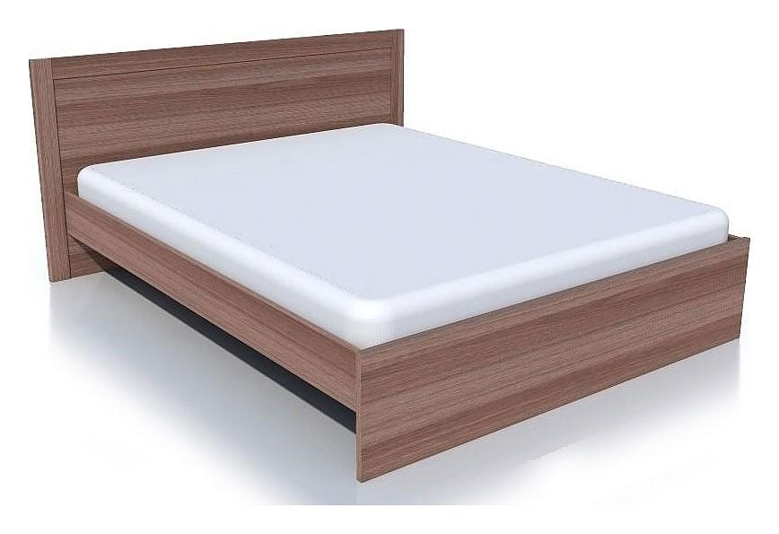 Кровать двуспальная Фиджи НМ 08.31-05 ЛР