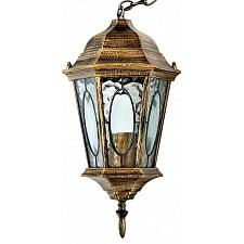Подвесной светильник Витраж с овалом 11331