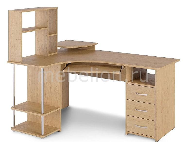 Купить Стол компьютерный С 237+СЕ 237, Компасс-мебель, Россия