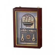 Ключница АРТИ-М (17х25 см) Парусник 271-137