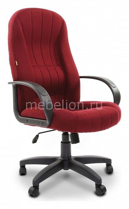 Кресло компьютерное Chairman Chairman 685 бордовый/черный chairman кресло компьютерное chairman 685 синий черный