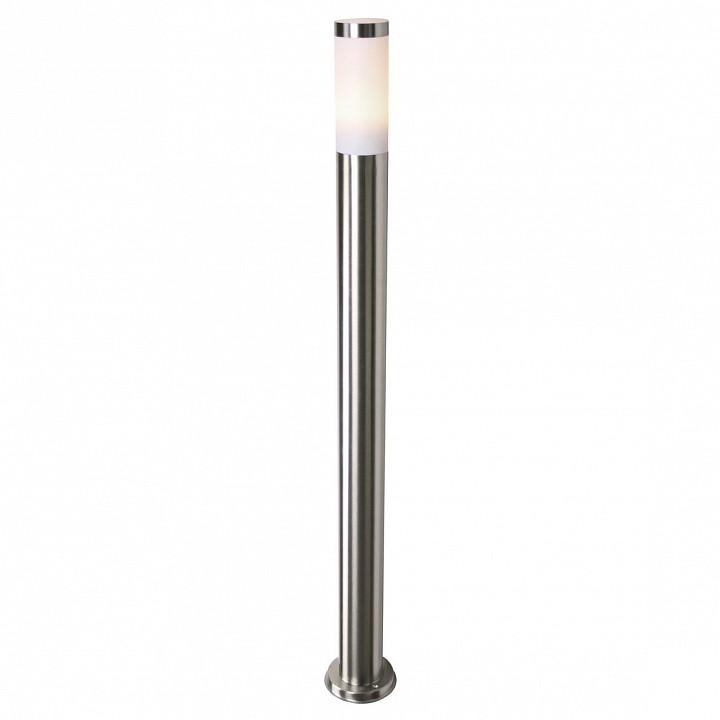 Наземный высокий светильник Arte Lamp Salire A3157PA-1SS уличный наземный светильник arte lamp a3157pa 1ss