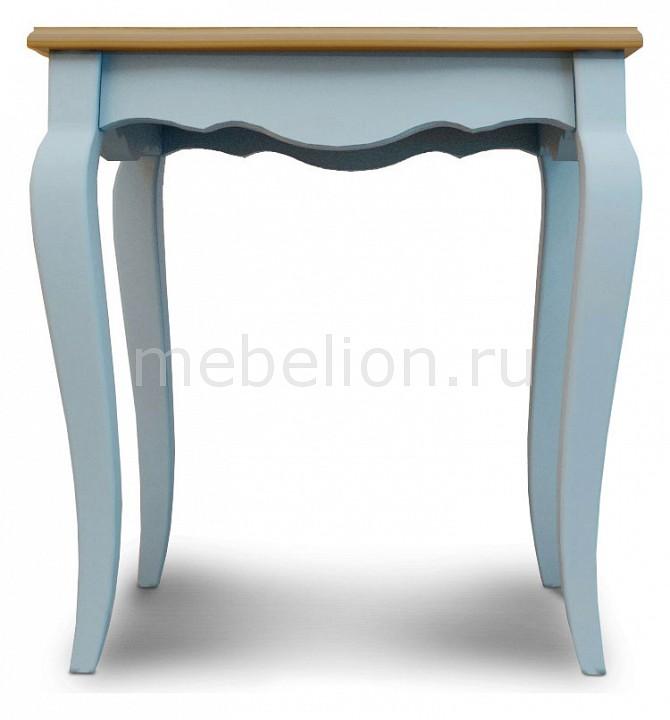 Стол журнальный Этажерка Leontina этажерка столик с3 мя корзинками atlanta цвет серебристый белый