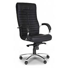 Кресло компьютерное Chairman 480 черный/хром