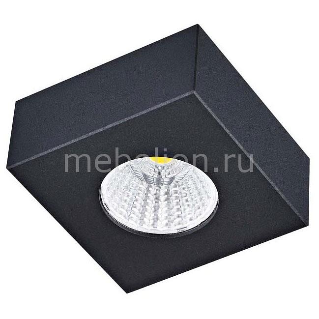 Накладной светильник Donolux DL18812/7W Black SQ donolux накладной светильник donolux dl18812 7w black sq
