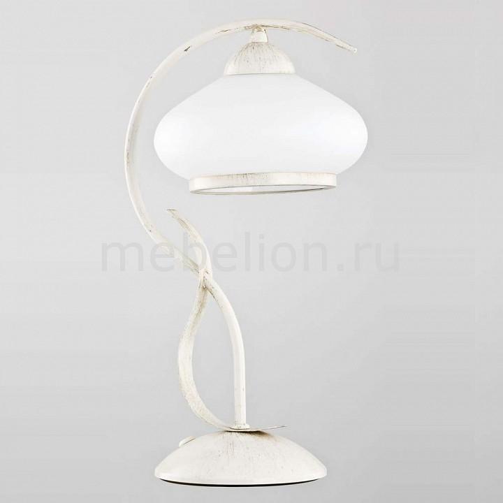 Настольная лампа декоративная Alfa Odetta Bez 24158 alfa 24158