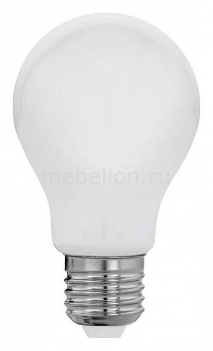 Лампа светодиодная Eglo Милки E27 8Вт 2700K 11596 спиннинг aqua red fish 2 10m 05 20g