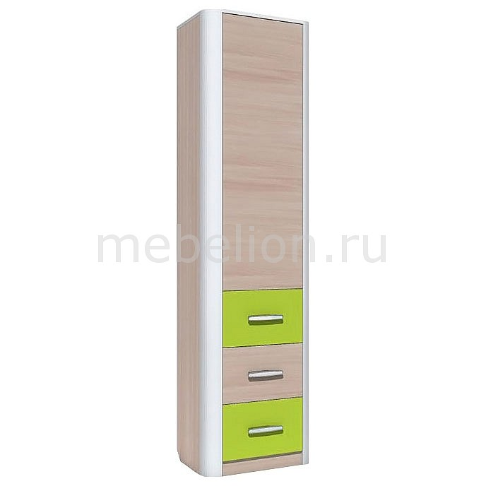 Шкаф для белья Сильва Артек НМ 014.55