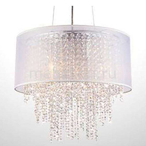 Купить Подвесной светильник 10070/5 хром/белый Strotskis, Eurosvet, Китай