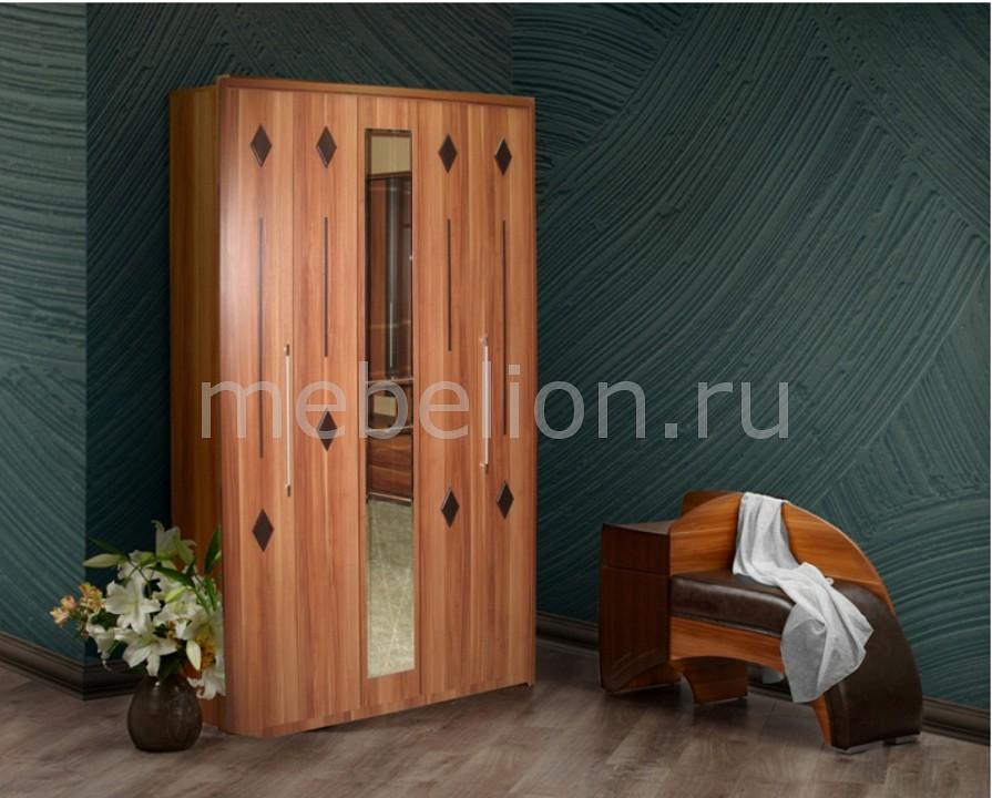 Гарнитур для прихожей Джокер 2-3415 слива/венге mebelion.ru 11023.000