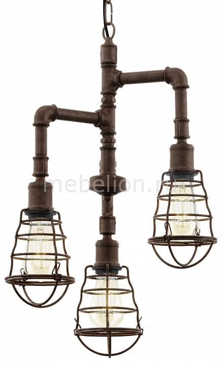 Подвесной светильник Eglo Port seton 49808 подвесная люстра eglo port seton 49808