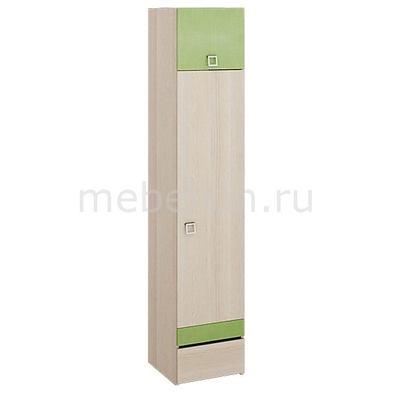 Шкаф для белья Мебель Трия Киви ПМ-139.06 ясень коимбра/панареа