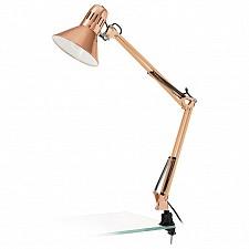 Настольная лампа офисная Eglo 32091 Firmo