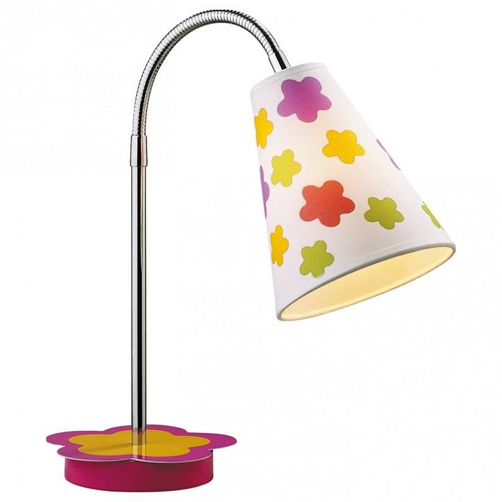Настольная лампа декоративная Flau 2280/1T mebelion.ru 3040.000