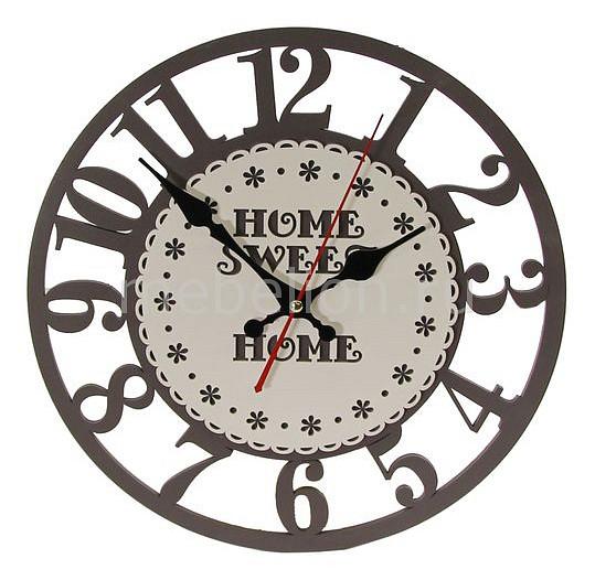 Настенные часы Акита (30 см) Home sweet home N-156 gift n home