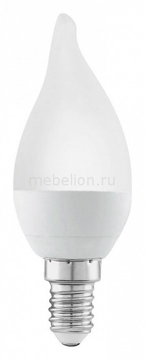 Лампа светодиодная Eglo CF37 E14 220В 4Вт 3000K 11422 diy 3w 3000k 315lm warm white light round cob led module 9 11v