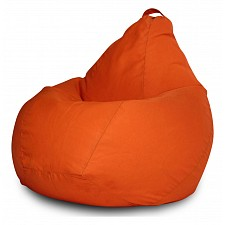 Кресло-мешок Фьюжн оранжевое III