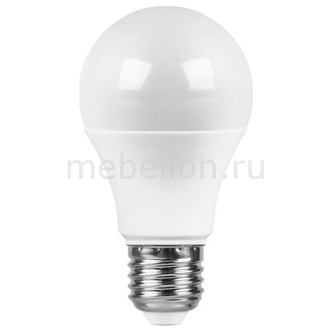 Лампа светодиодная [поставляется по 10 штук] Feron Лампа светодиодная E27 220В 15Вт 2700 K SBA6015 55010 [поставляется по 10 штук] лампа светодиодная feron sbg4509 e27 9вт 220в 2700 k 55082