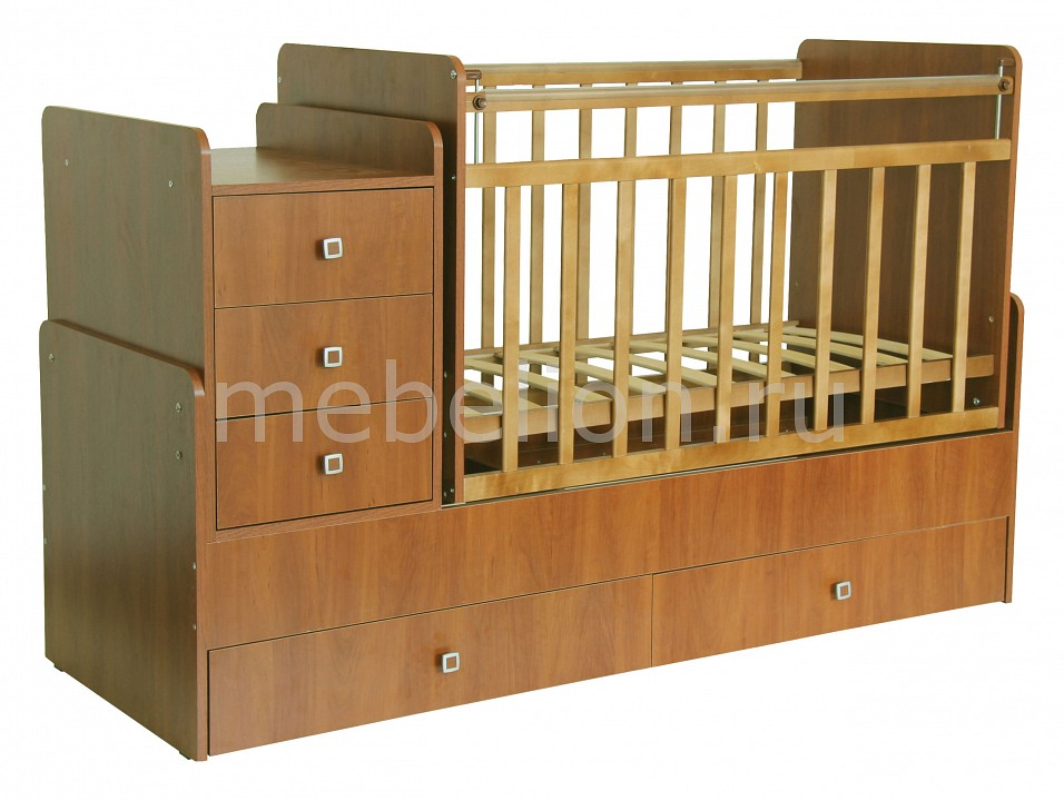 Кроватка-трансформер Фея Фея 1100 фея 1560 бук