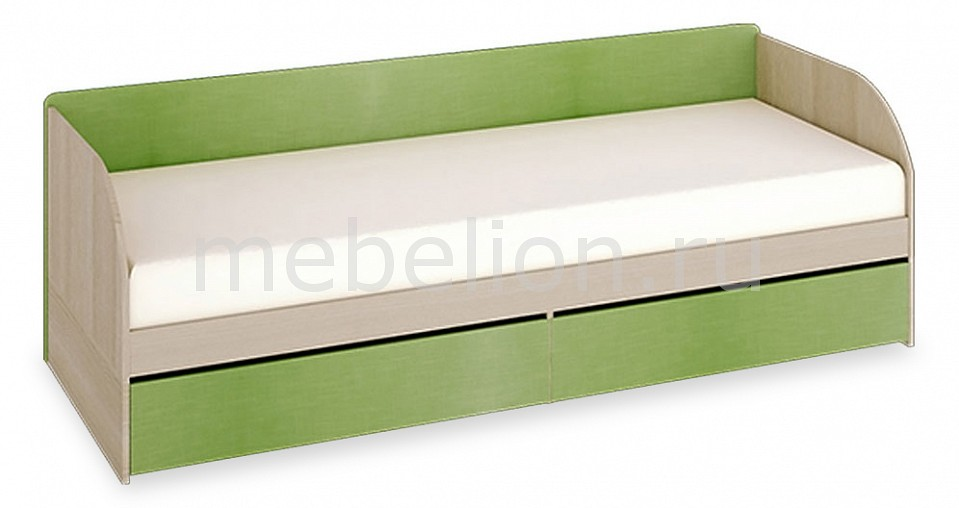 Кровать Киви ПМ-139.02 ясень коимбра/панареа  диван кровать с ортопедическим матрасом минск