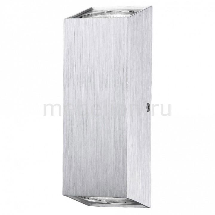 Накладной светильник Crystal Lux CLT 222W AL настенное бра crystal lux clt 222 clt 222w al