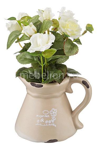 Растение в горшке (12х9х17 см) Роза 166-107