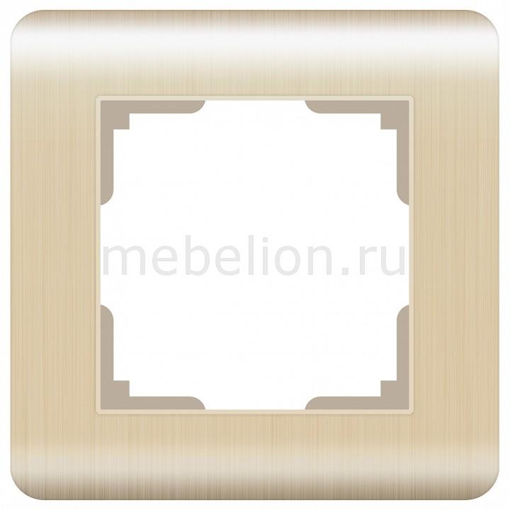 Рамка на 1 пост Werkel Stream WL12-Frame-01 байдарка stream хатанга 1
