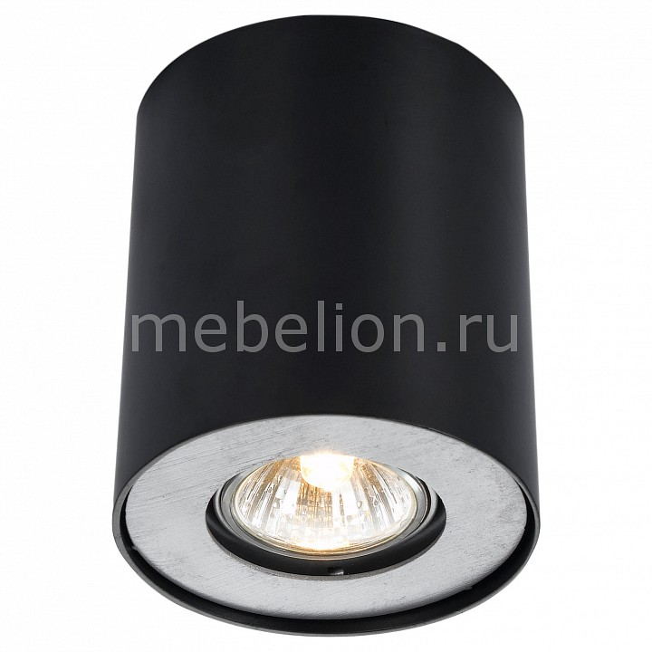 Накладной светильник Arte Lamp Falcon A5633PL-1BK потолочный светильник arte lamp falcon a5633pl 3bk